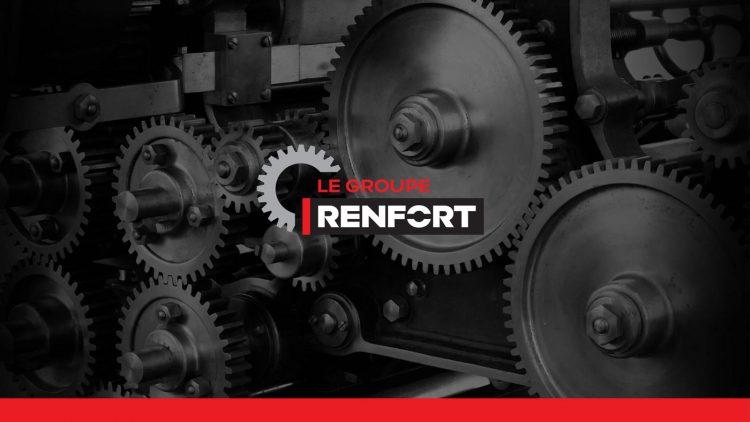 Groupe Renfort | Audet Branding